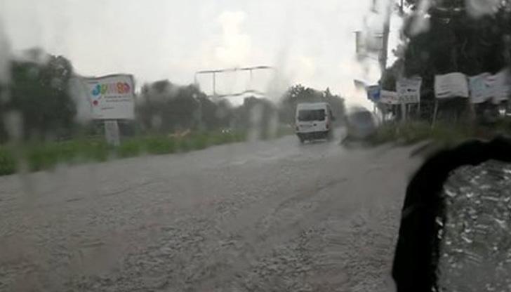 Още дъжд и гръмотевици идват към Източна България