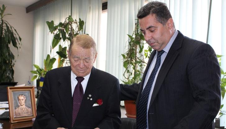 Игнат Канев ще продължи да работи за благото на Русе