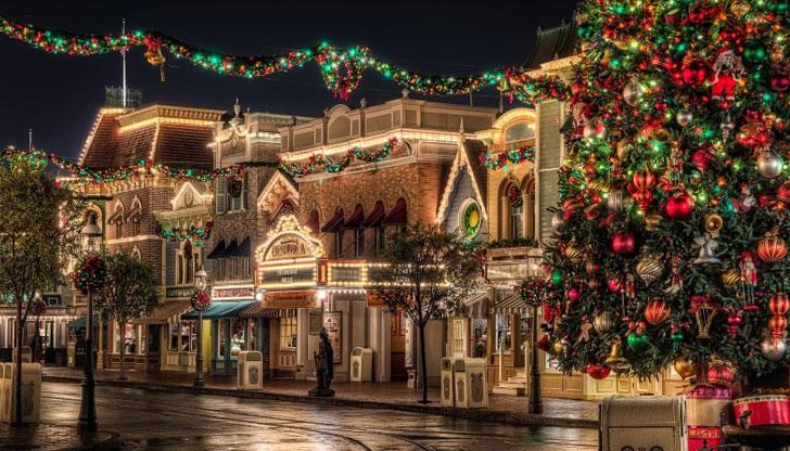 8-те най-романтични дестинации за Коледа