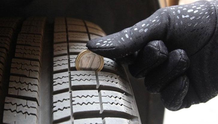 4 мм грайфер ще ви спаси от глоба за липса на зимни гуми