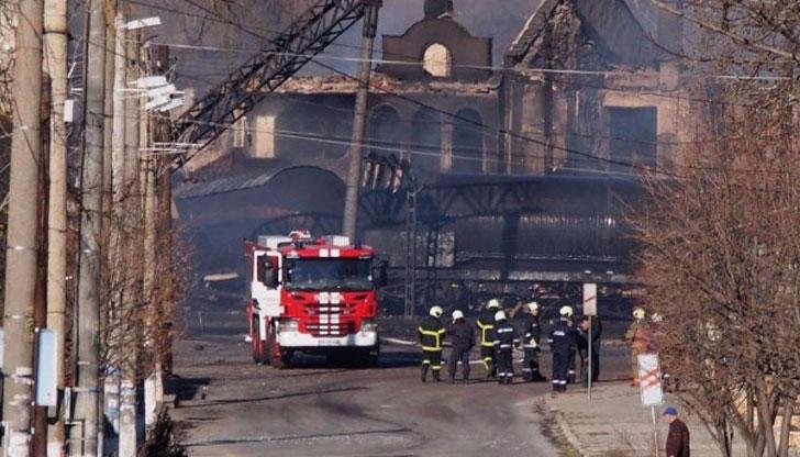 Печка е причинила взрива в Хитрино