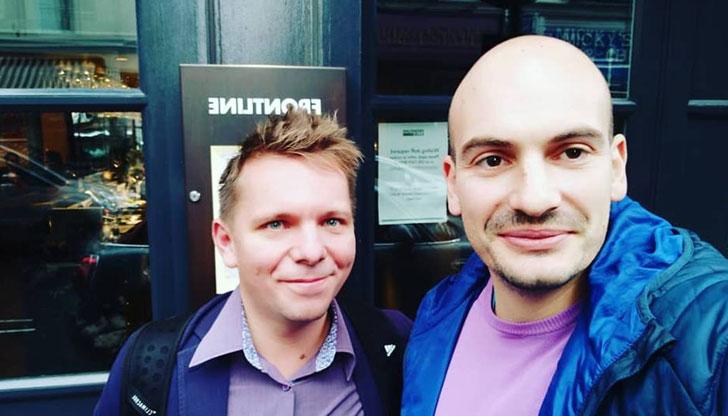 """Съд обяви за незаконно задържането на журналиста от """"Биволъ"""""""