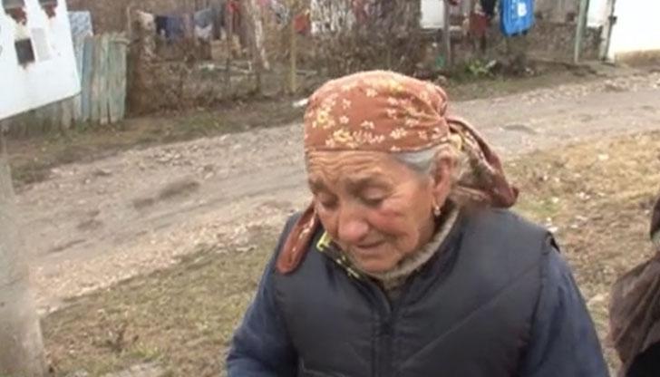 Баба Иванка: Спя в комшиите, страх ме е!