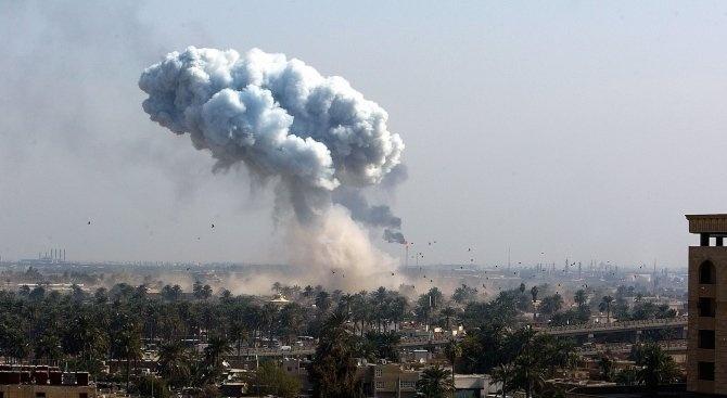 Турция нанесе въздушни удари в северен Ирак