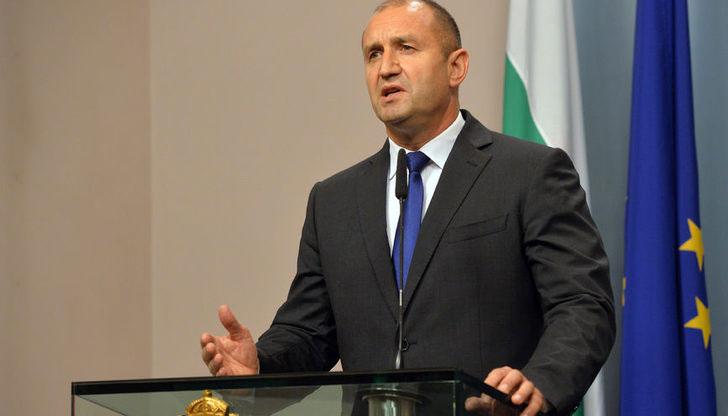 Румен Радев: Случаят с апартаментите на управляващите далеч надхвърля обхвата на една имотна сделка