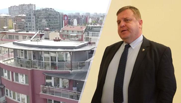 Внесоха сигнал за мезонета на Красимир Каракачанов