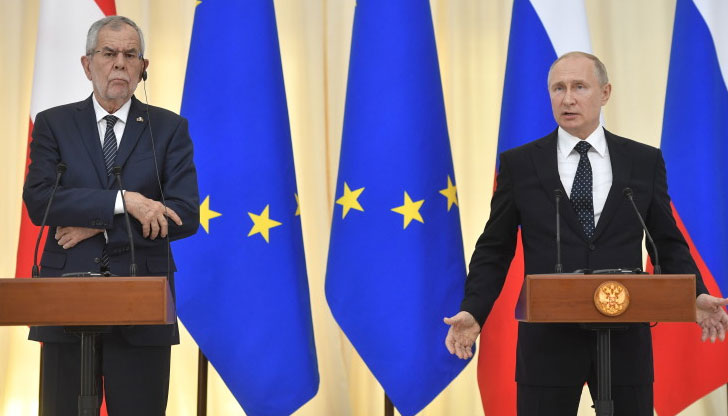 Владимир Путин: САЩ се опитват да се наложат върху други държави