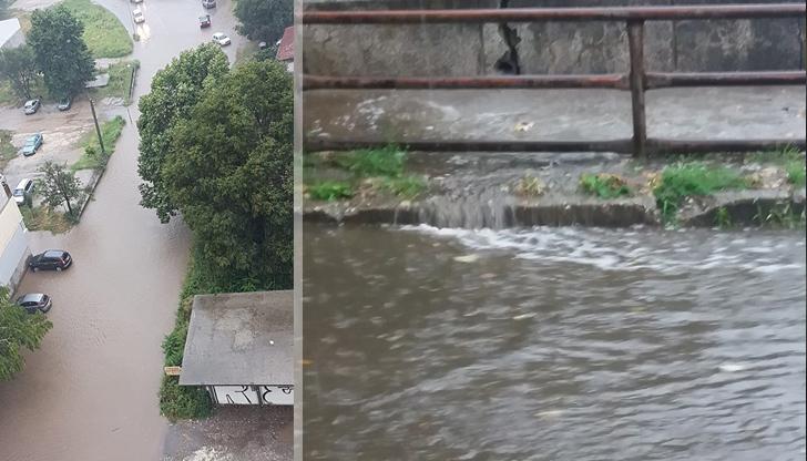 НИМХ: Най-много валежи са регистрирани в Русе