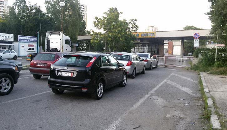 Махат от КАТ първата регистрация на автомобили