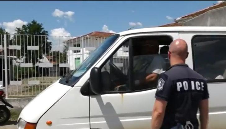 Полиция заварди пътищата към Ценово, Пет кладенци и Долна студена