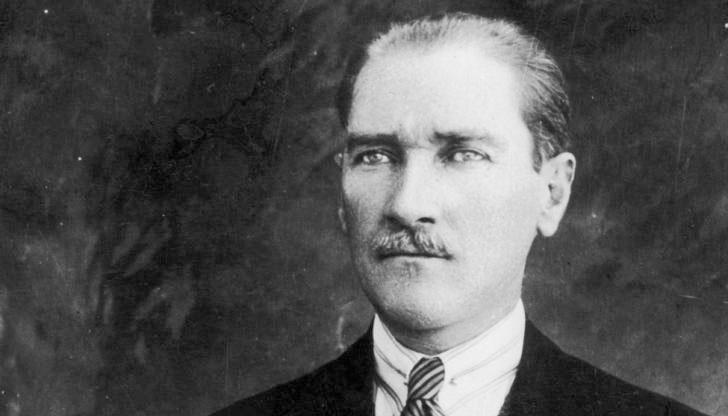 Ататюрк е най-добрият политически лидер на ХХ век
