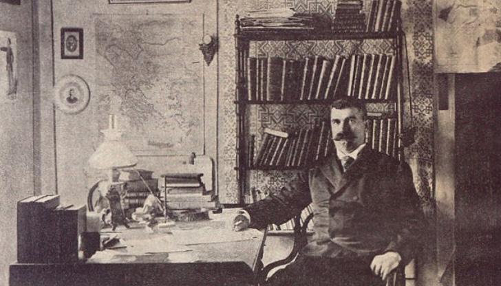 22 септември 1921-ва е последният ден на Иван Вазов