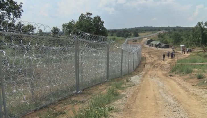 МВР ще строи кризисни центрове по границата с Турция