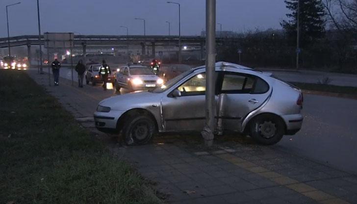 """Катастрофа на булевард """"Тутракан"""""""