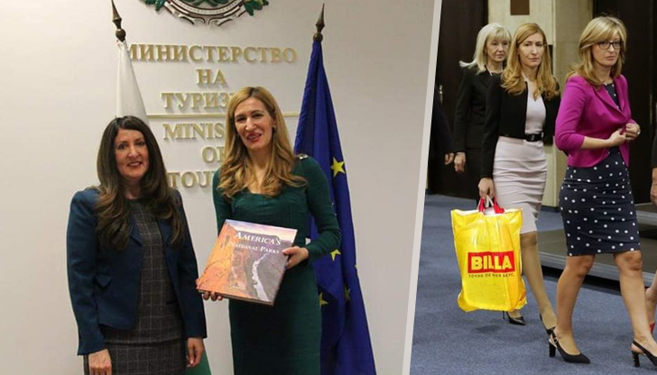 Ангелкова ще привлича US туристи чрез блогъри, влогъри и инфлуенсъри