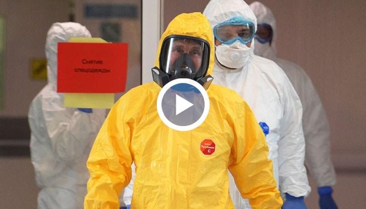 В Русия има близо 500 случая на коронавирус и нито един починал