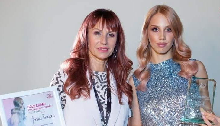 Русенска стилистка получи световно признание