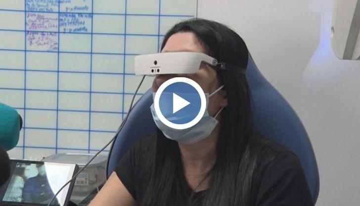 """Жената с почти напълно загубено зрение е с диагноза """"Болест на Щатгард"""""""