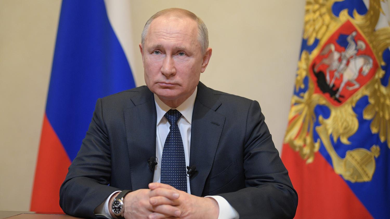 Владимир Путин: Ситуацията с коронавируса в Русия се подобрява