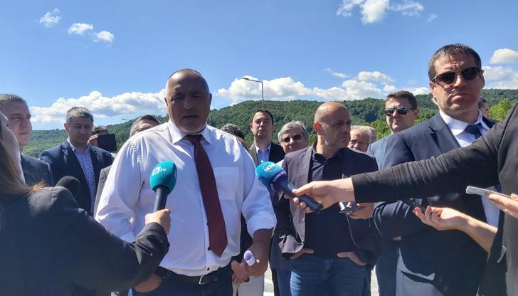 Борисов няма да иска проверка на скандалния запис - DUNAVMOST.com