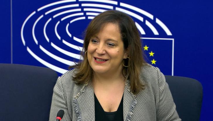 Ирече Гарсия от ЕП: Пълна подкрепа за протестиращите в България