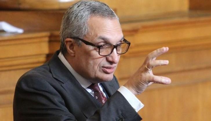 Иван Костов: Всеки управляващ да знае, че не може да оставя държавата  пленена - DUNAVMOST.com