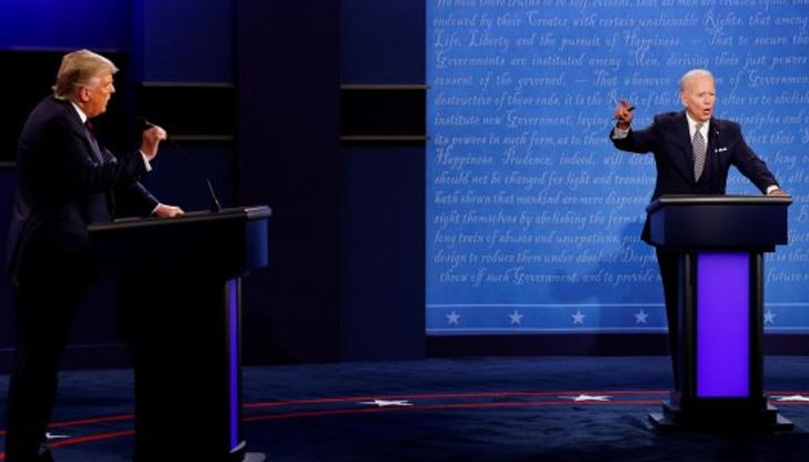 Кой надделя в първия дебат преди изборите в САЩ