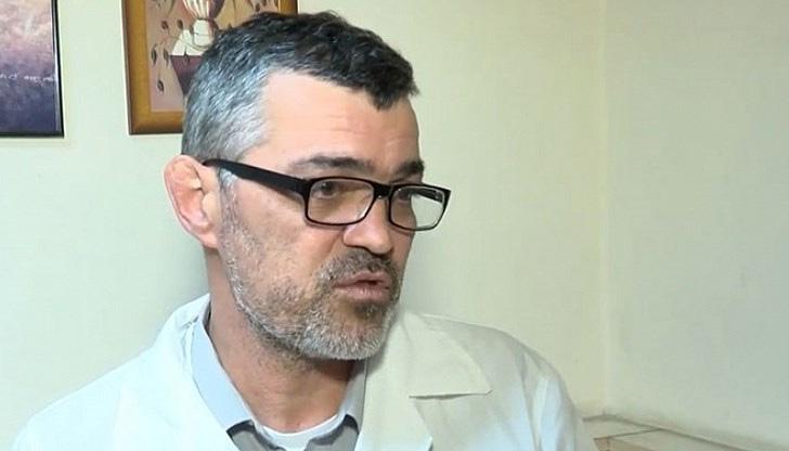 Д-р Георги Тодоров ще се кандидатира за депутат