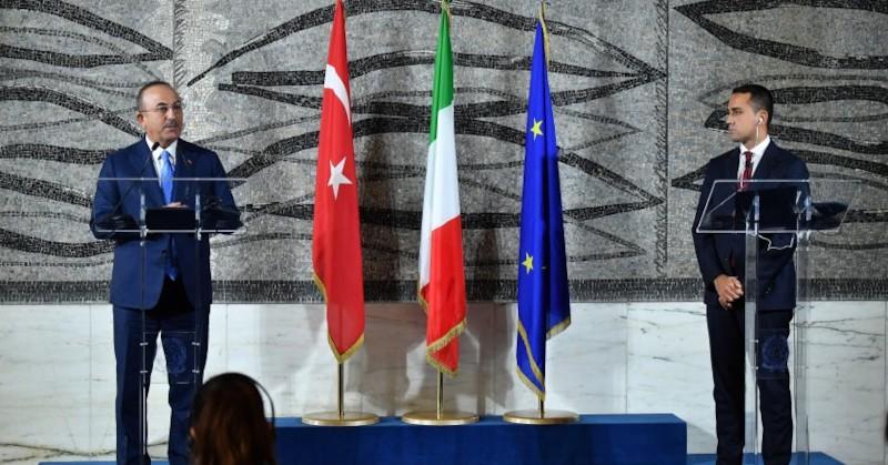 Дипломатически скандал между Турция и Италия