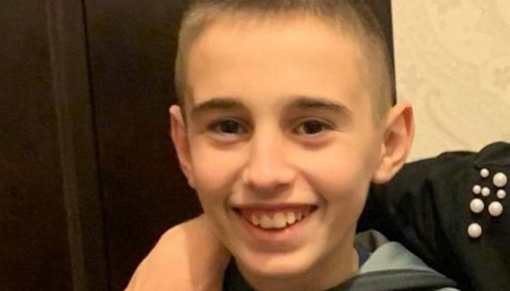 Намериха изчезналото дете в София