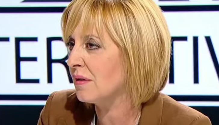 Мая Манолова: Кутията на Пандора се отвори, ГЕРБ се опозориха до обикновен саботьор