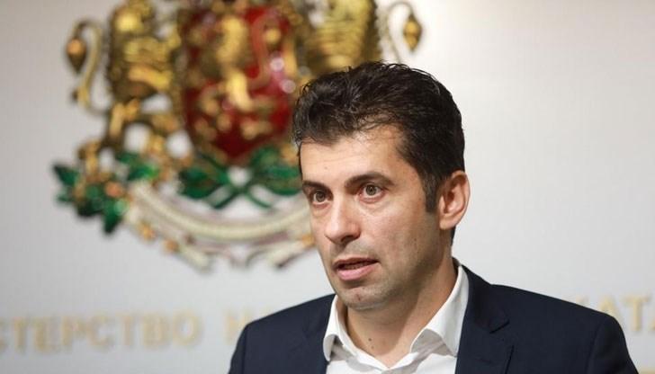 Трябва да се фокусираме към борбата за експортните пазари, добави Кирил Петков