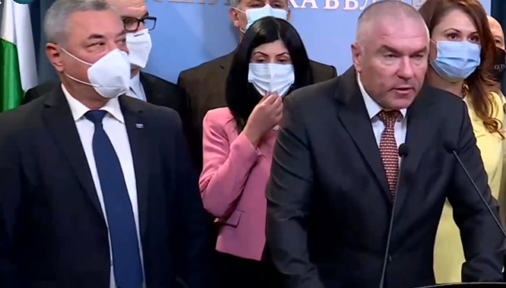 """Патриотите"" излизат утре на протест пред ЦИК"