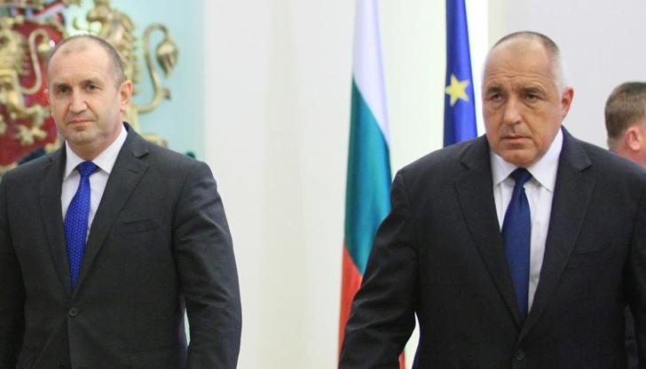 Прочетете посланията на Румен Радев и Бойко Борисов - изводите са ваши