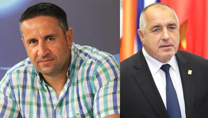 Петър Бояджиев: Схемите на Харизанов с рекламните материали за Борисов са ясни